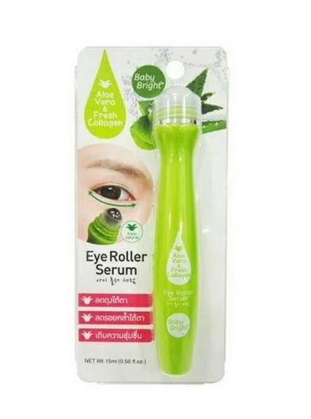 THANH LĂN TRỊ THÂM EYE ROLLER SERUM & Eye mask