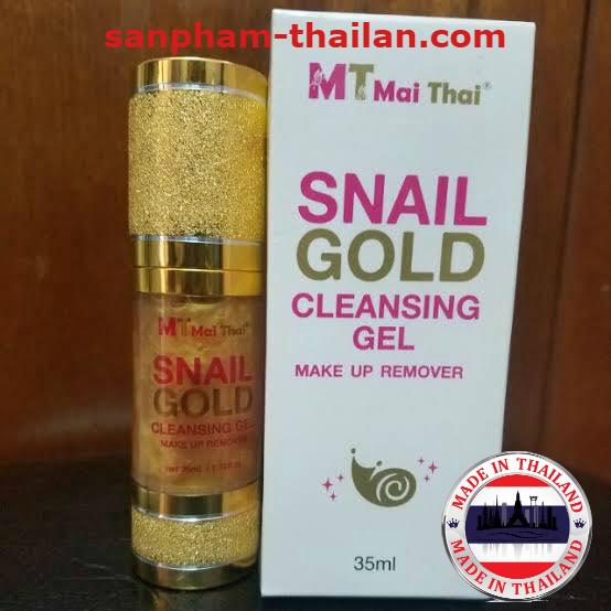 Serum Tẩy Trang Snail Gold