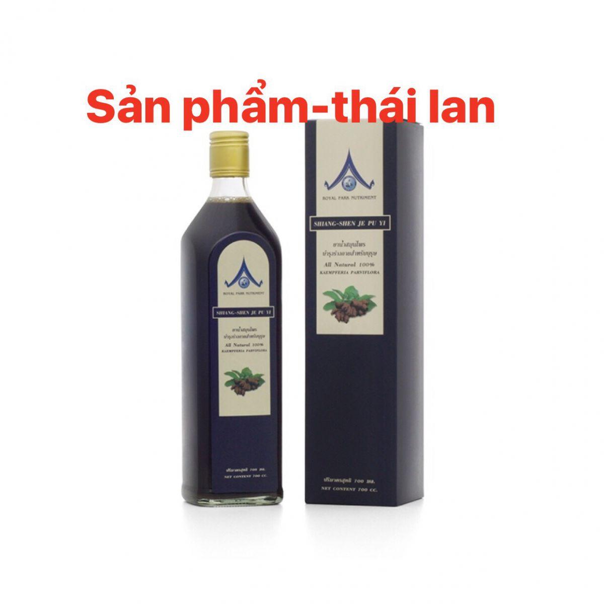 Shiang - Shen Je Pu Yi (Rượu bổ cường thận)